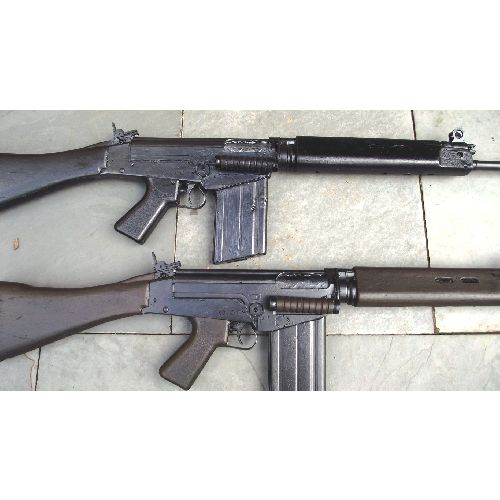 SLR L1-A1 British Army Pattern Rifle - Relics Replica Weapons