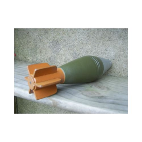 Mortar Bomb 60mm WW2 American Replica - Relics Replica Weapons