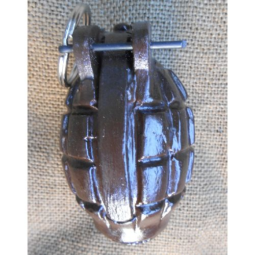 WW2 Mills Bomb No. 36 Pattern Grenade - Relics Replica Weapons