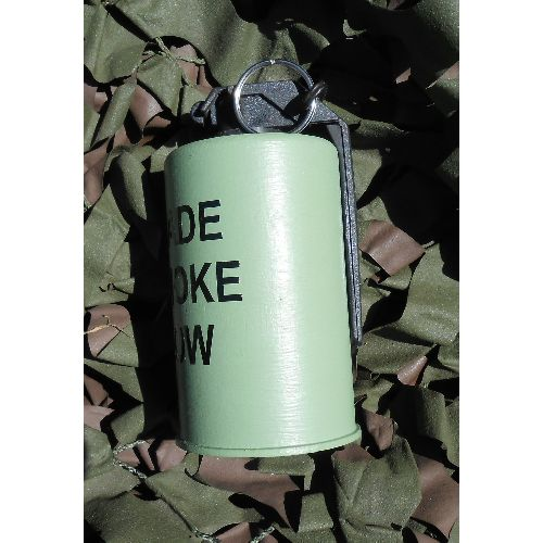 British Current L7 Inert Signal Smoke Grenades  - Relics Replica Weapons