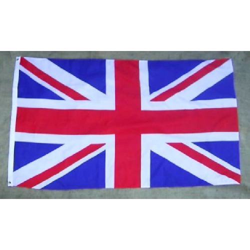 LARGE 8 X 5ft UNION JACK FLAG - Relics Replica Weapons