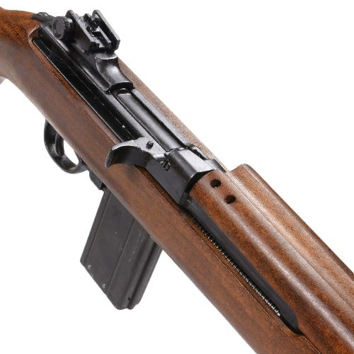 M1 USA Carbine Rifle Wood Stock WW2 pattern - Relics Replica Weapons