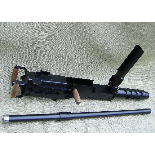 M2-HB .50 Calibre Browning Steel Replica Machine Gun - Relics Replica Weapons