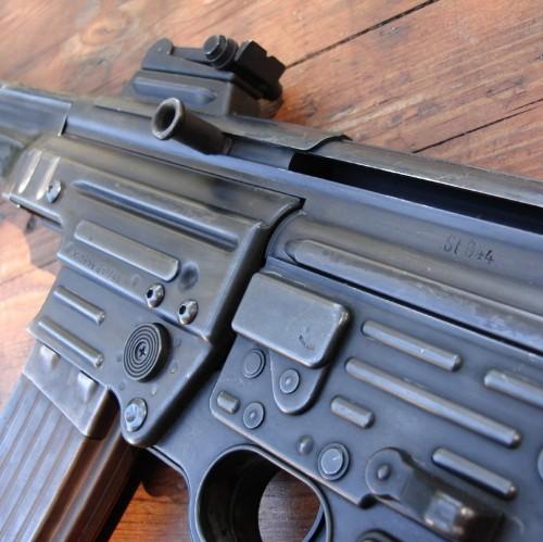 Sturmgewehr MP44-43 STg44 Machine Pistol metal assault rifle - Relics Replica Weapons