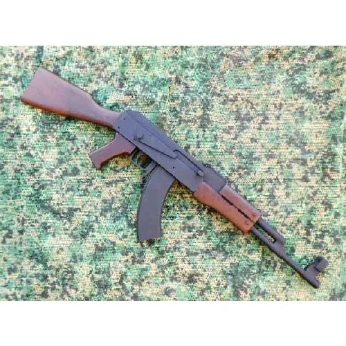 AK47 Kalashnikov Soviet Wooden Replica Rifle Kit - Relics Replica Weapons
