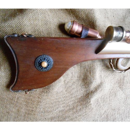 Steam Punk Luna Blunderbuss - Relics Replica Weapons