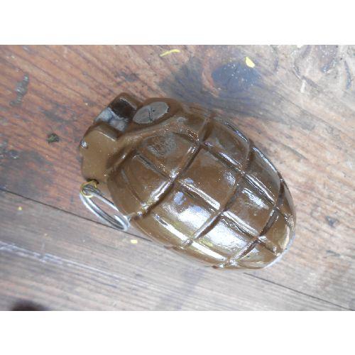 MILLS No. 5 BOMB WW1 BRITISH GRENADE   - Relics Replica Weapons