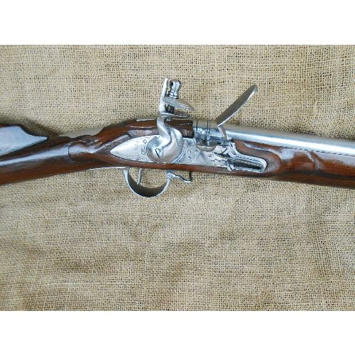 Brown Bess Musket Deluxe First Model Long Land Pattern - Relics Replica Weapons