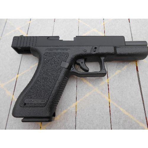 GLOCK 17 9mm plastic model automatic handgun - Relics Replica Weapons