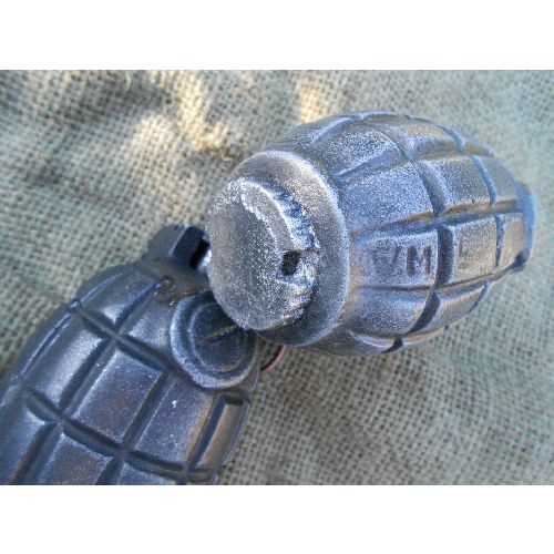 Mills Bomb WW2 No. 36 British Grenade - Relics Replica Weapons