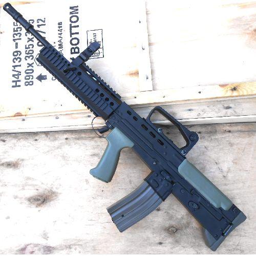 sa80-l85a2 metal replica rifle