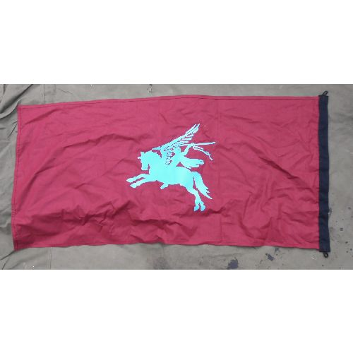 Pegasus large cotton flag - Relics Replica Weapons