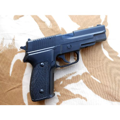 SIG Sauer Auto 226 NYPD pattern automatic handgun - Relics Replica Weapons