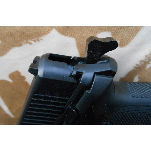 SIG Sauer Auto 226 NYPD pattern automatic replica handgun - Relics Replica Weapons
