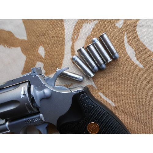 Magnum .357 4 inch barrel resin replica revolver - Relics Replica Weapons