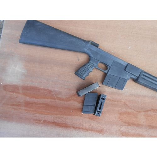 replacement Jackal Firepower type Dummy Magazine Resin