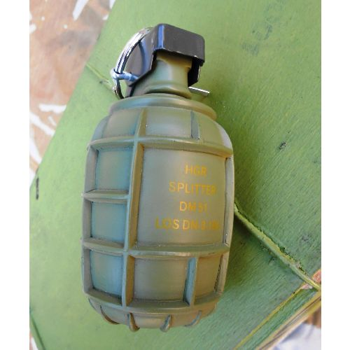 DM51 German Hand Grenade - Relics Replica Weapons