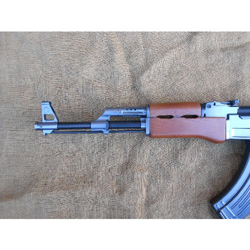 Kalashnikov AK47 assault rifle with simulated wooden stock - Relics Replica Weapons