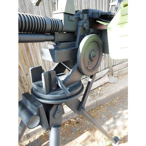 Dushka  Degtyarov-Shpagin Krupnokaliberny replica prop gun by Relics