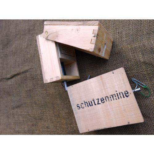 German WW2 anti personnel mine- full size mine -- Relics Replica Weapon