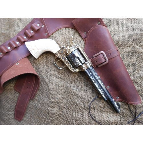 Plainsman Holster - Relics Replica Weapons