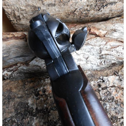 Colt Snub Nose Six Gun Revolver - Relics Replica Weapons