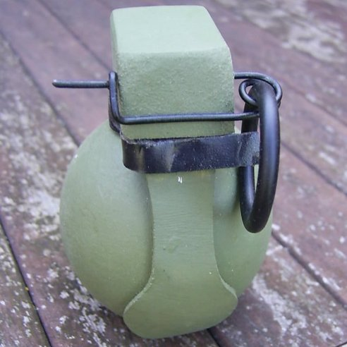 L1-09 M68 British Grenade  - Relics Replica Weapons