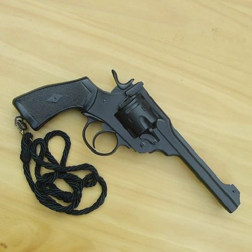 Webley MK6 1913 Revolver .455 WW1 British Prop Gun - Relics Replica Weapons