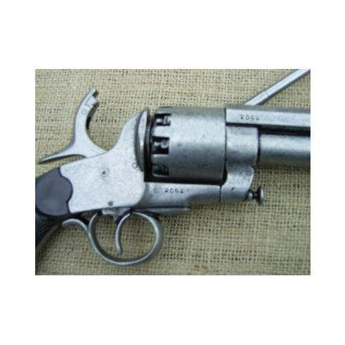 French cap lock Le Mat Revolver - Relics Replica Weapons