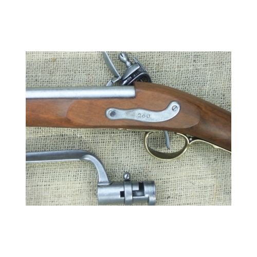 Charleville French Replica Musket with St. Etienne working lock - Relics Replica Weapons