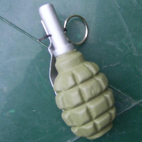 WW2 F1 Russian Hand Grenade - Relics Replica Weapons