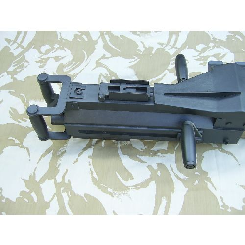 MK19 40mm Grenade Launcher Machine Gun - Relics Replica Weapons