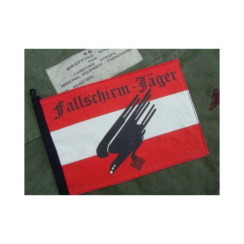 Fallschirmjager German WW2 Flag Pennant - Relics Replica Weapons