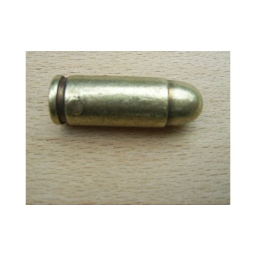 Bullets - .45 CALIBRE COLT / M1-THOMPSON DUMMY BULLETS X 12. - Relics Replica Weapons