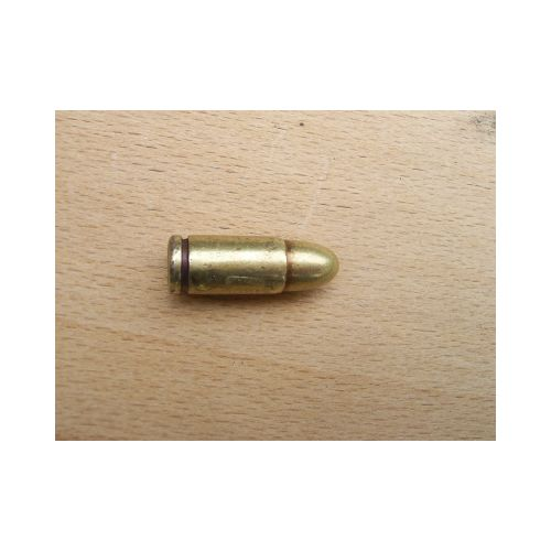 9mm MP40 / LUGER PATTERN dummy bullets X 12 - Relics Weapons