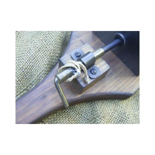WW1 British racket hairbrush grenade - Relics Replica Weapons