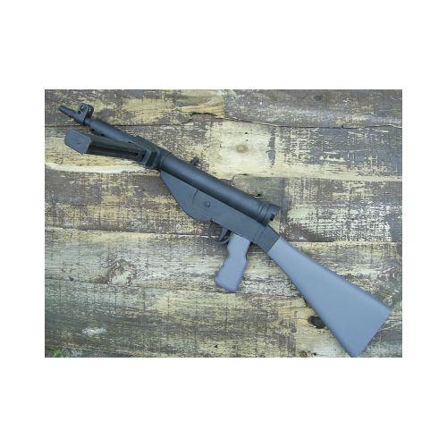STEN MK5 British WW2 Wooden Sub Machine Gun - Relics Replica Weapons