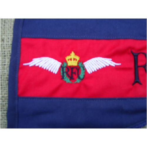 Royal Flying Corp Aerodrome Pennant - Relics Replica Weapons