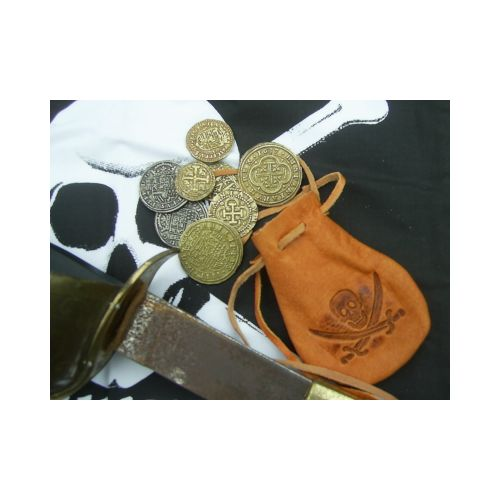 PIRATES COINS - Relics Replica Weapons