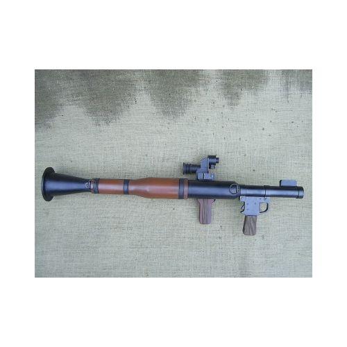 Rocket Propelled Grenade Launcher 7 - Relics Replica Weapons