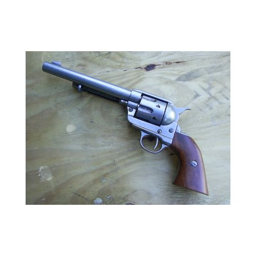 Colt Cavalry Sixgun metal replica model - Relics Replica Weapons