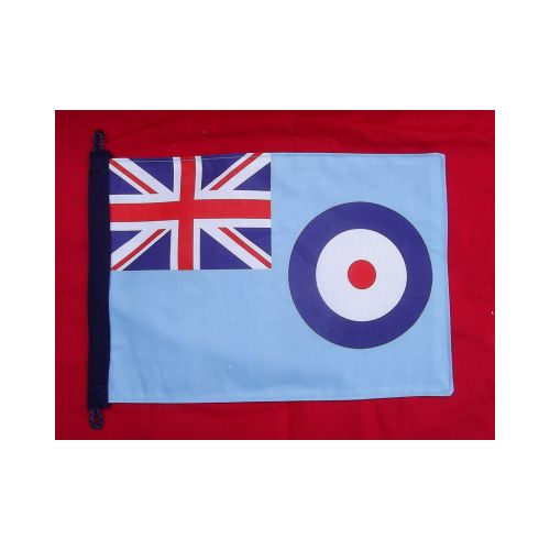 Royal Air Force Ensign Pennant - Relics Replica Weapons