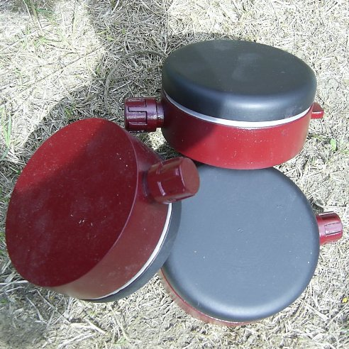 PMN Soviet type anti-personnel mine - Relics Replica Weapons
