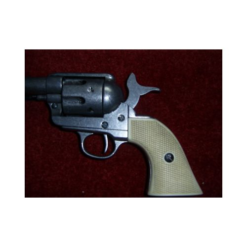 Colt Steel Finish Cavalry Sixgun - Relics Replica Weapons