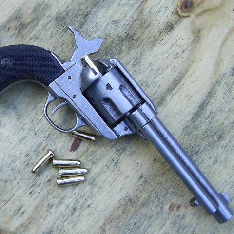 Colt Frontier Steel Sixgun - Relics Replica Weapons