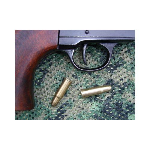 DUMMY BULLETS .45 COLT SIXGUN x12 - Relics Replica Weapons