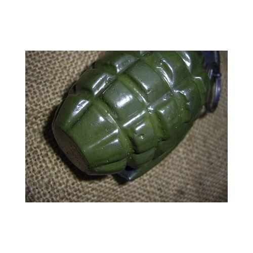 US WW2/Korean War style fragmentation M2 Pineapple Standard Grenade - Relics Replica Weapons