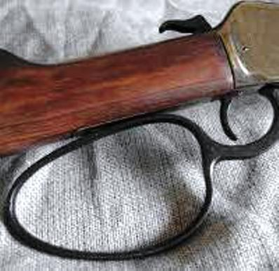 John Wayne Winchester Rifle - Relics Replica Weapons