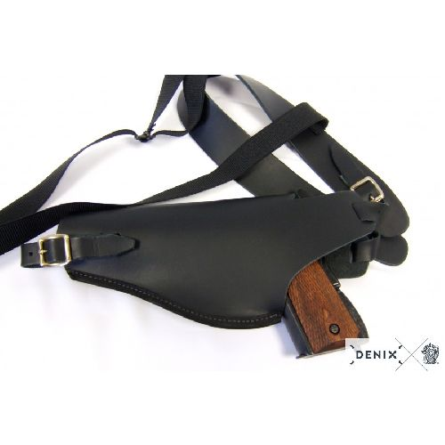 Special Service Shoulder Holster Universal Black Style