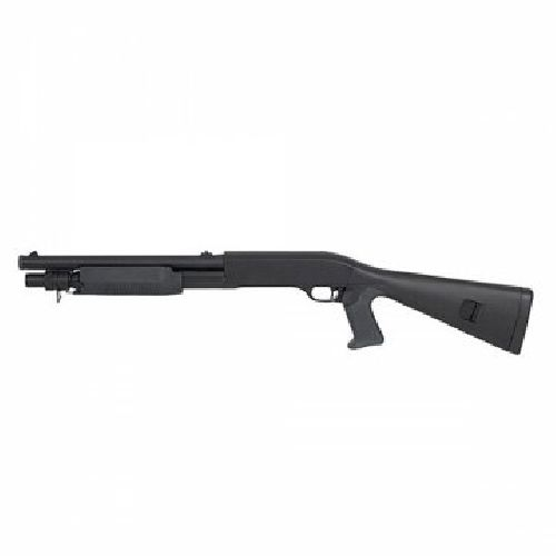 Benelli style carbine pump action shotgun replica - Relics Replica Weapons